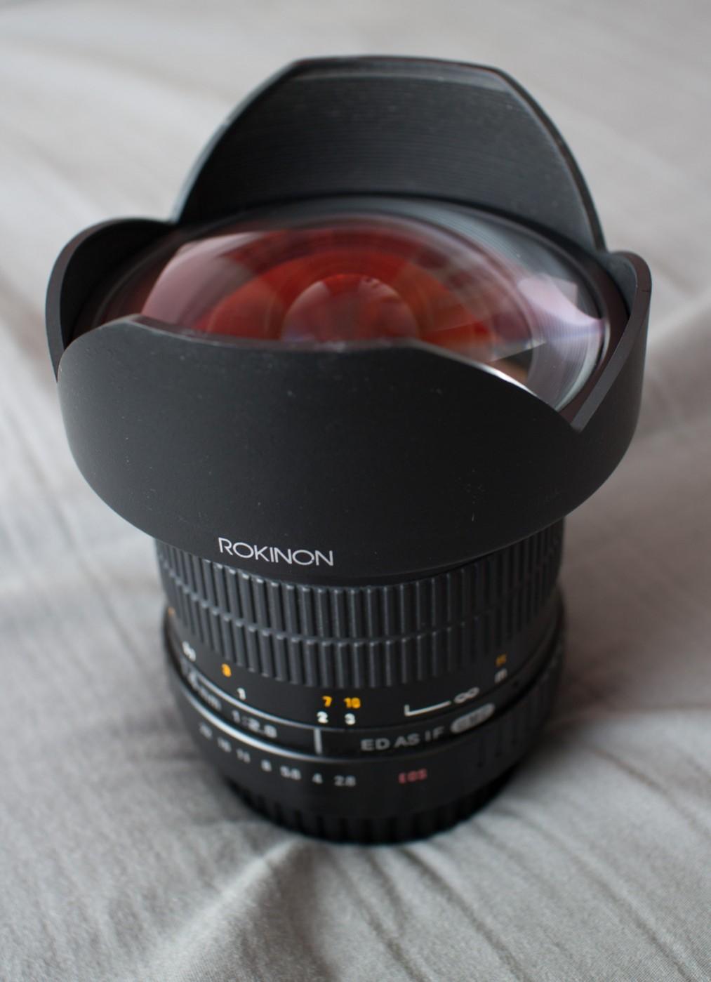 Rokinon Samyang 14mm f/2.8 IF ED UMC