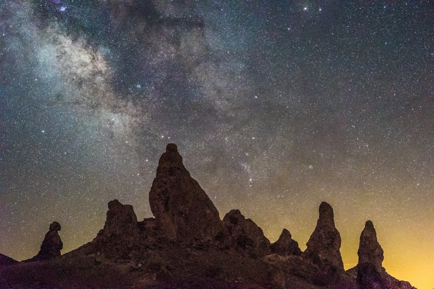 Sony a7S Astrophotography Review - ISO 51200