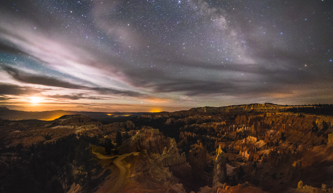Fujifilm X T1 Astrophotography Review Lonely Speck