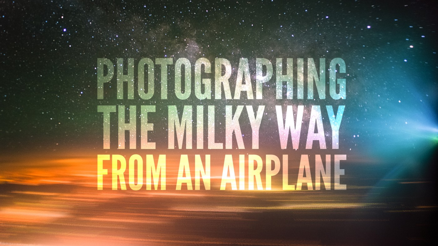 Photographing-the-milky-way-from-a-plane