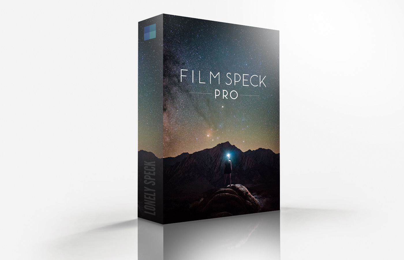 Film Speck Pro: Premium Lightroom Presets by Lonely Speck