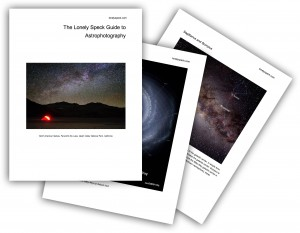 Lonely Speck Guide to Astrophotography