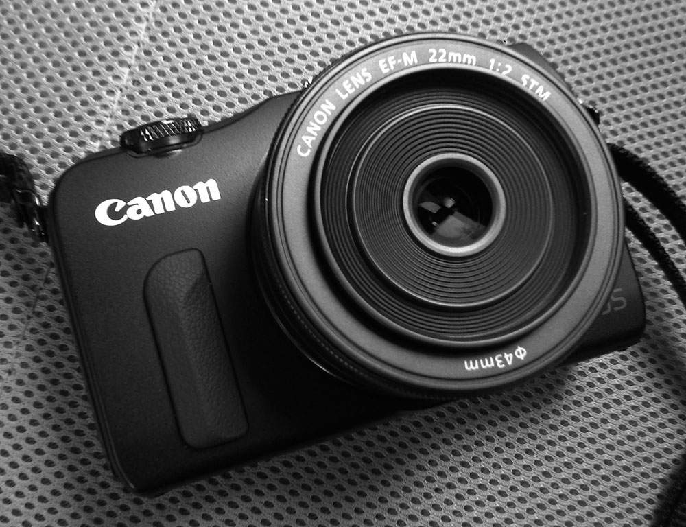 Canon EOS M Review – Lonely Speck