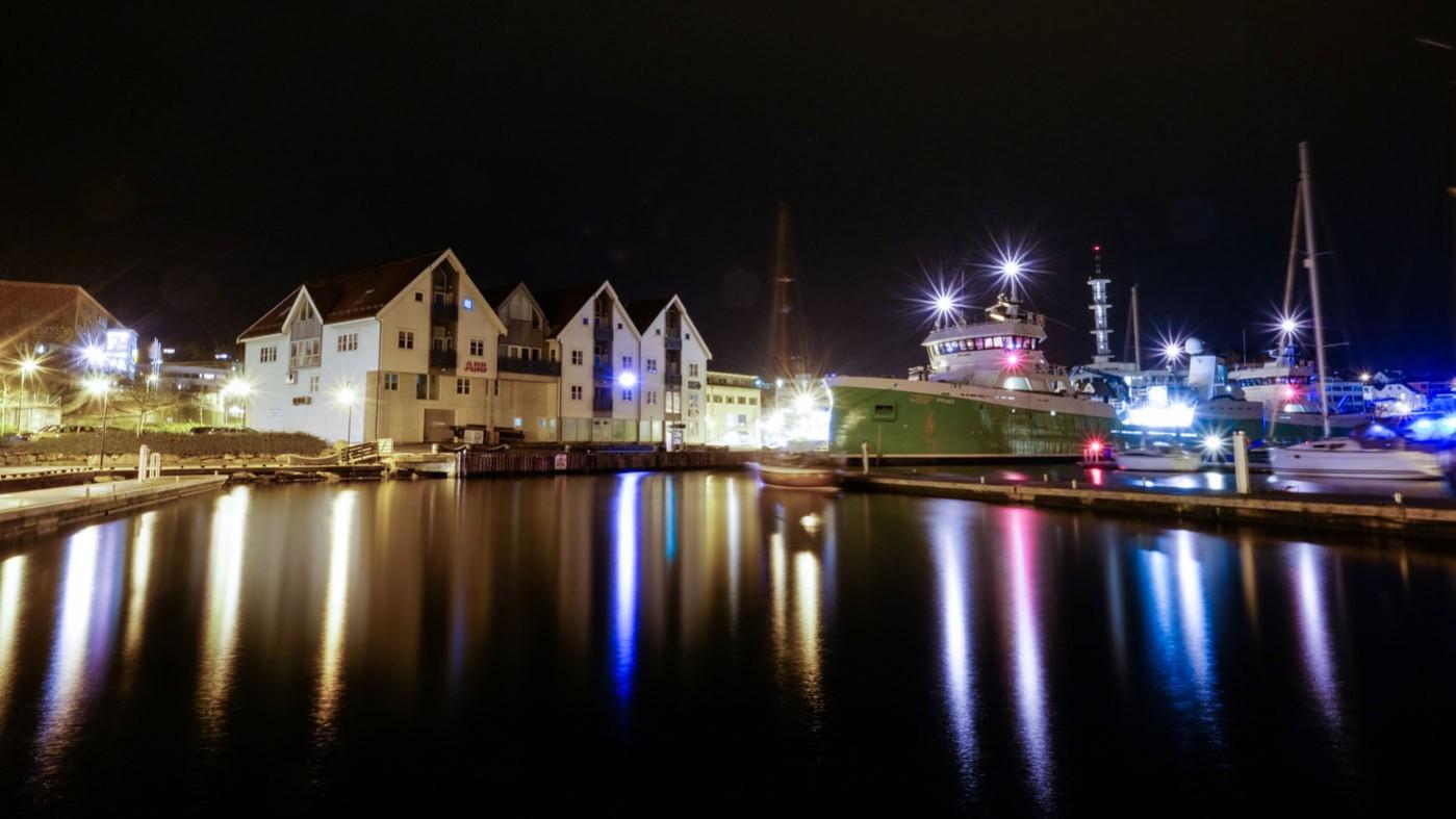 Leirvik Marina