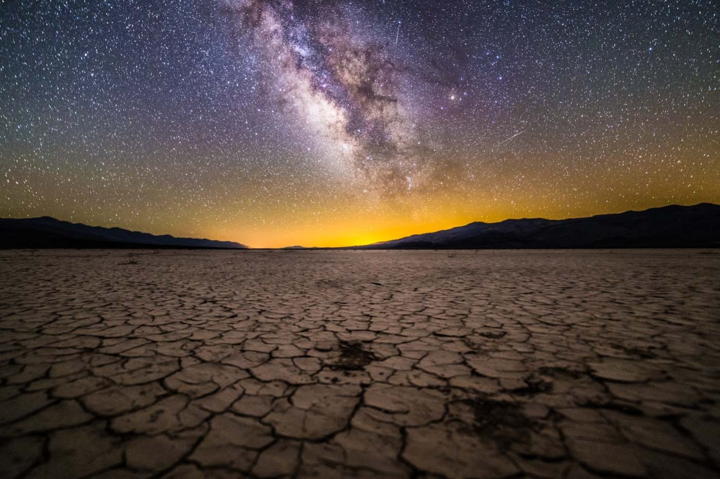 Canon-EOS-6D Milky Way Galactic Center from Death Valley