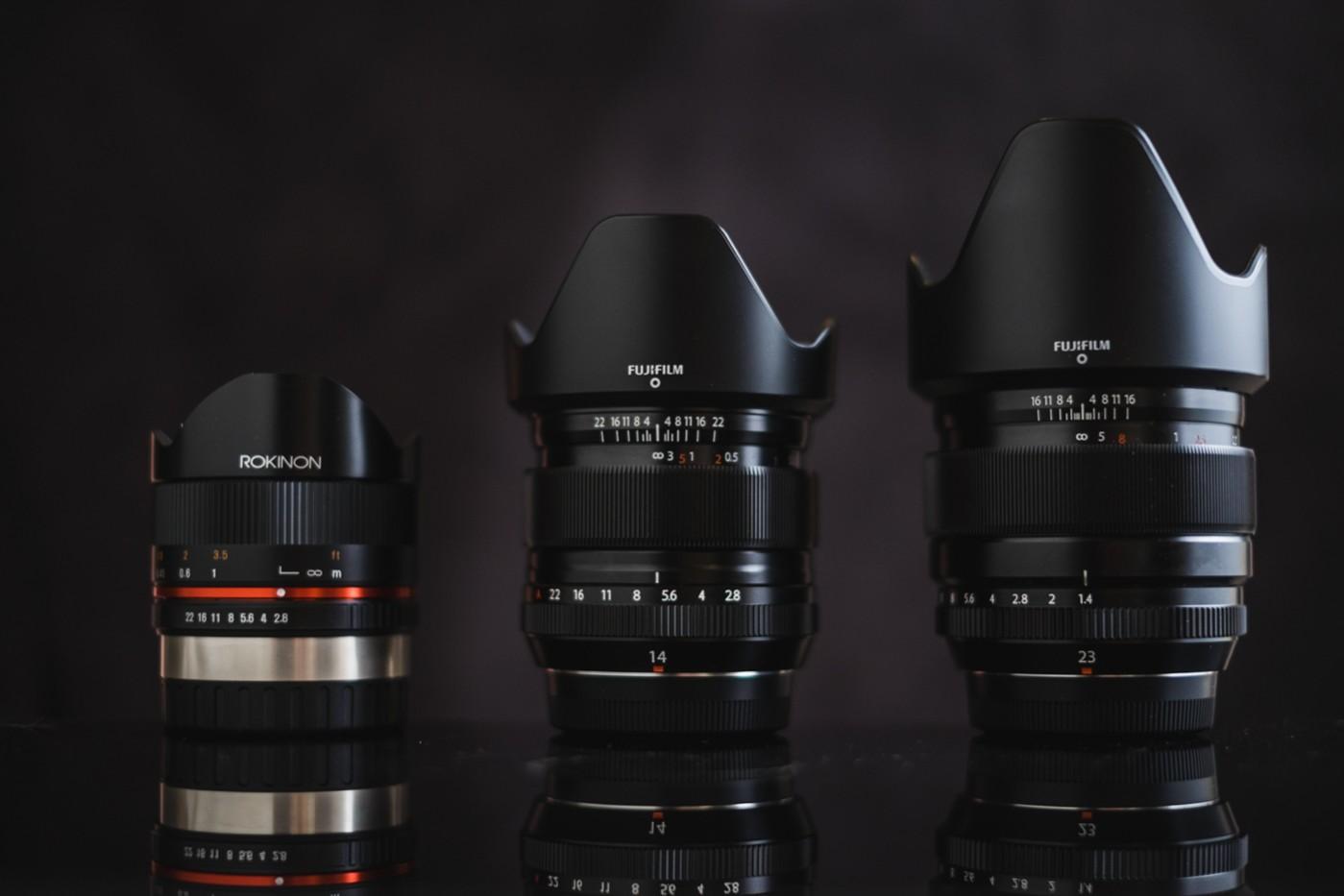 Rokinon 8mm f/2 8 UMC Fisheye II Review – Lonely Speck