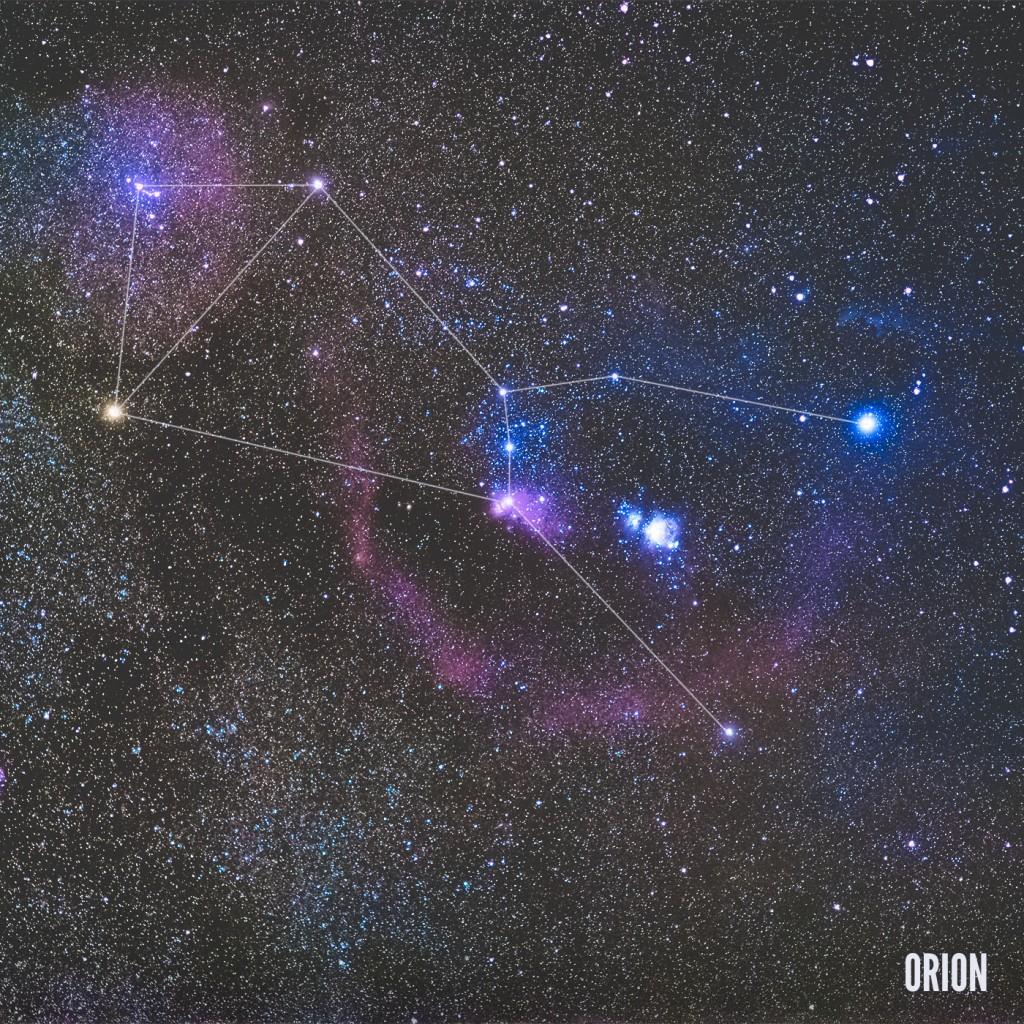себе стильные фотография созвездие орион дает