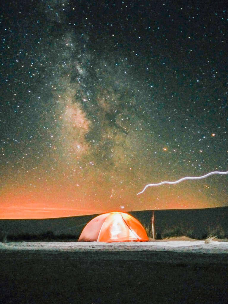 Photographing The Milky Way With A Smartphone And The