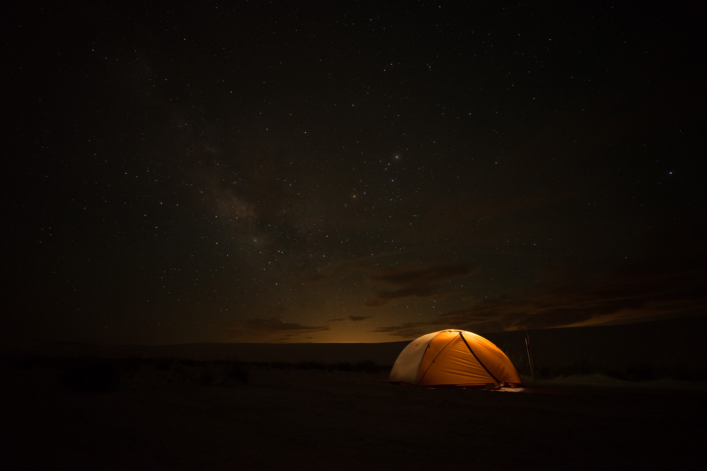 How to Process Milky Way Astrophotography in Adobe Lightroom