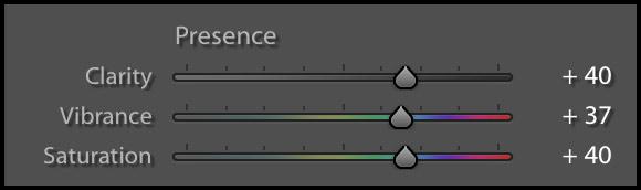 presence-sliders