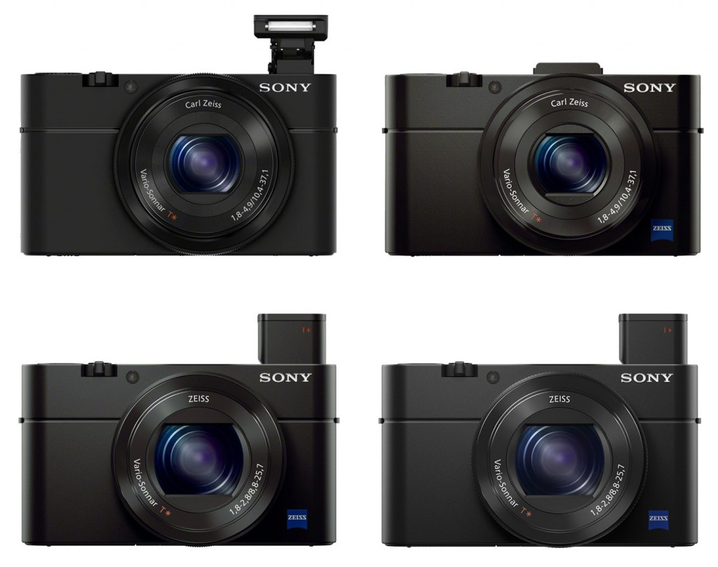 Sony RX100 Series of Cameras