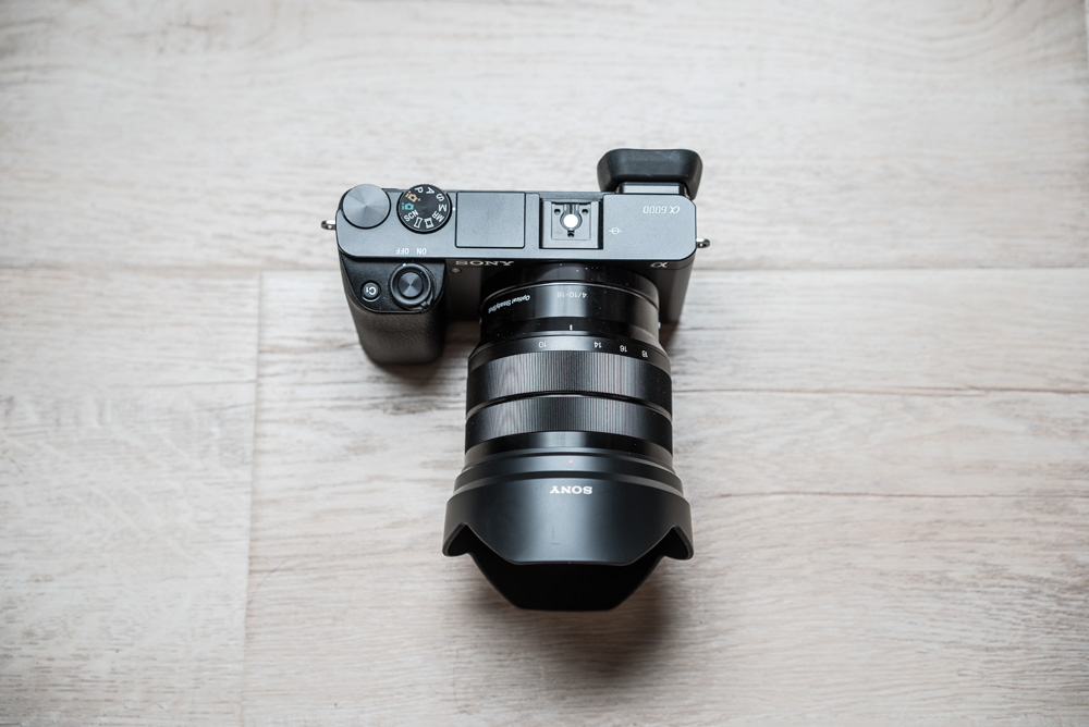 Sony a6000 with the Sony E 10-18mm f/4 OSS Lens