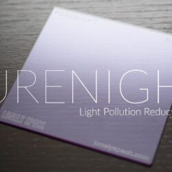 Lonely Speck PureNight Light Pollution Reduction Filter