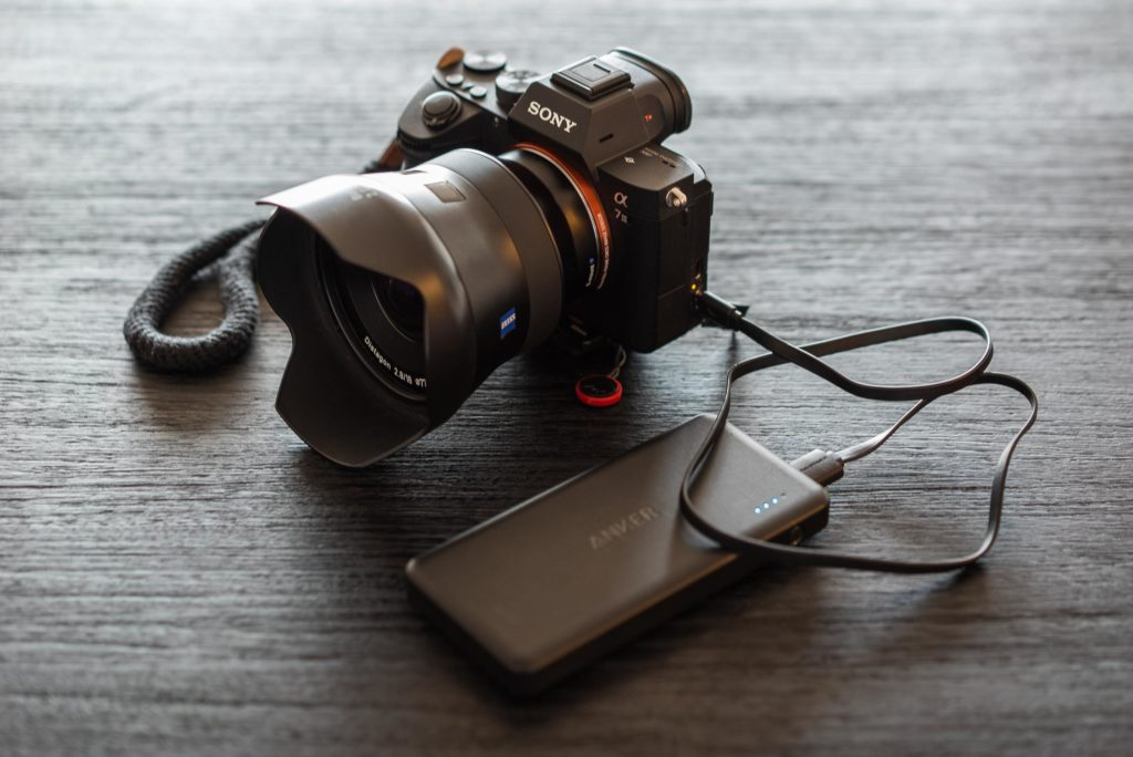a7III USB battery operation
