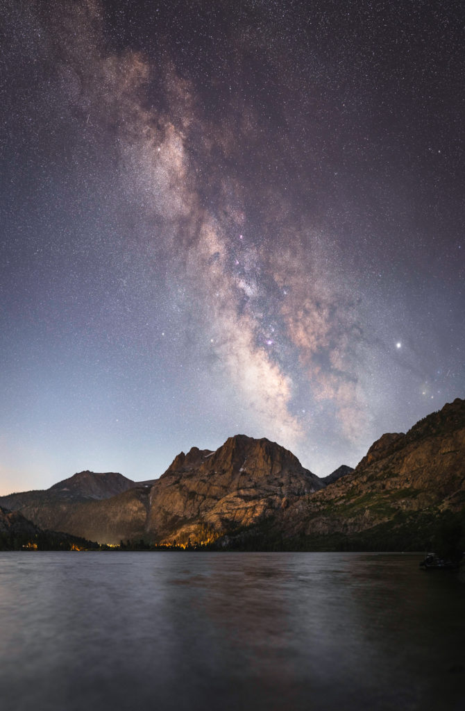 How to Find the Milky Way – Lonely Speck