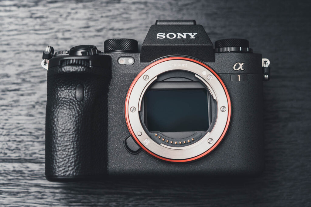 Sony Alpha 1 a1 Camera Body Front